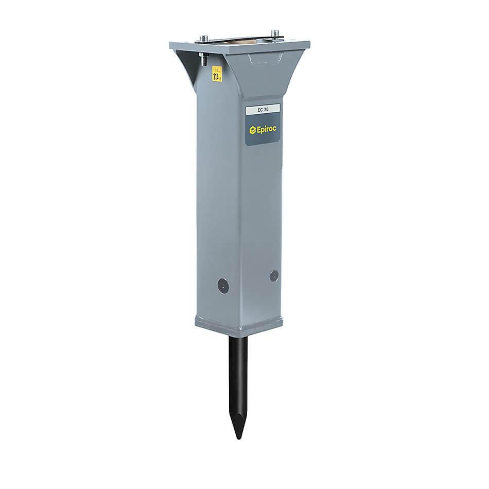 Гидромолот для экскаватора EPIROC EC 70