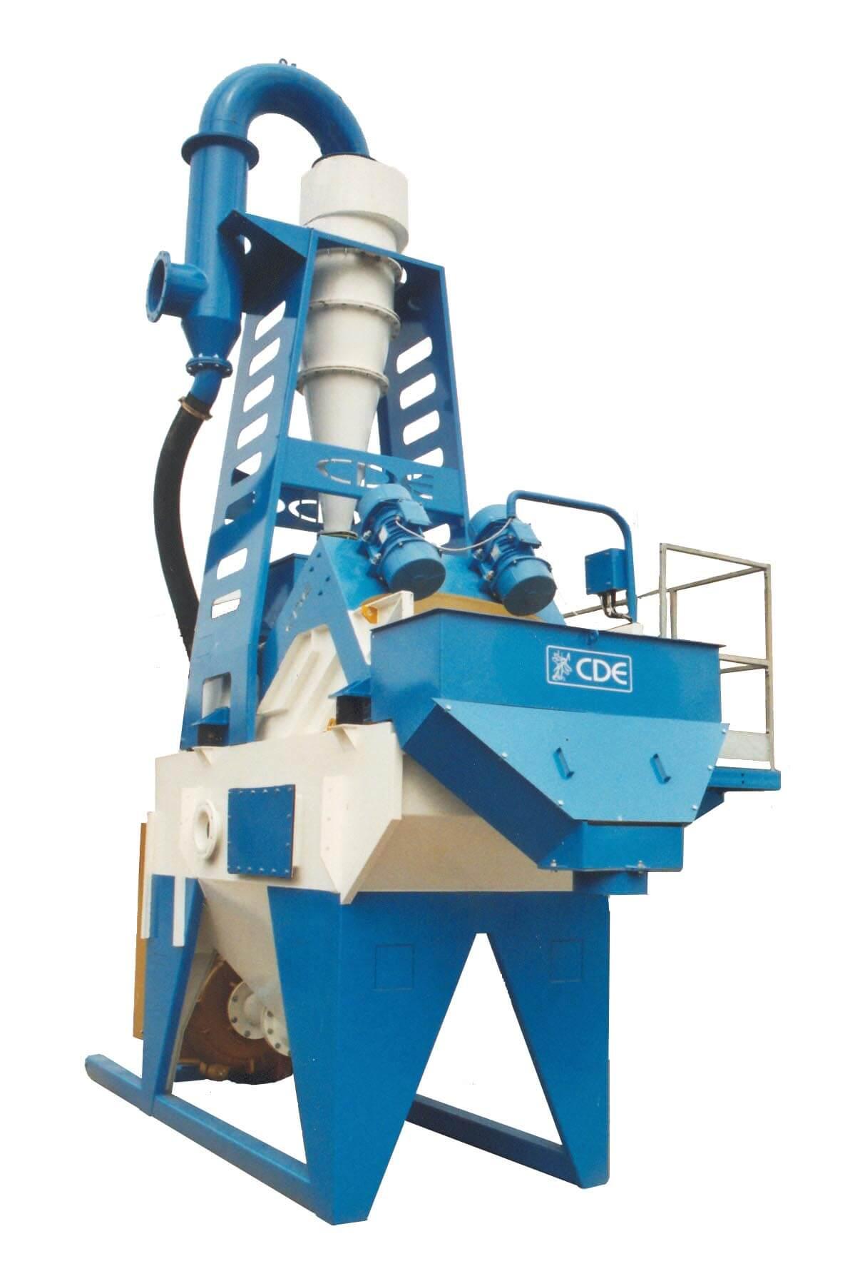 Промивочні системи CDE для піску і відсіву