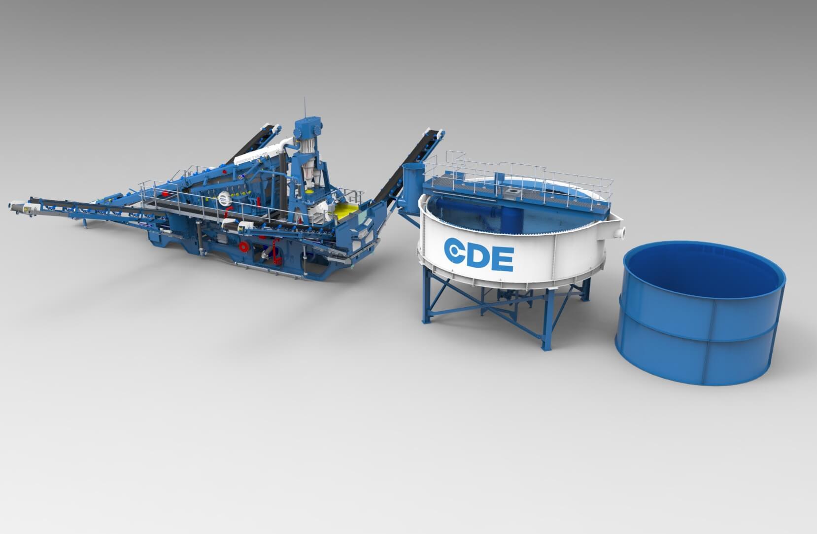 Системы очистки воды CDE