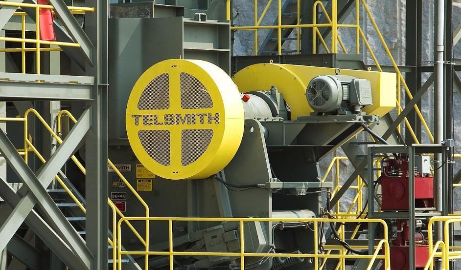 Оборудование Telsmith: от питателя до товарного грохота