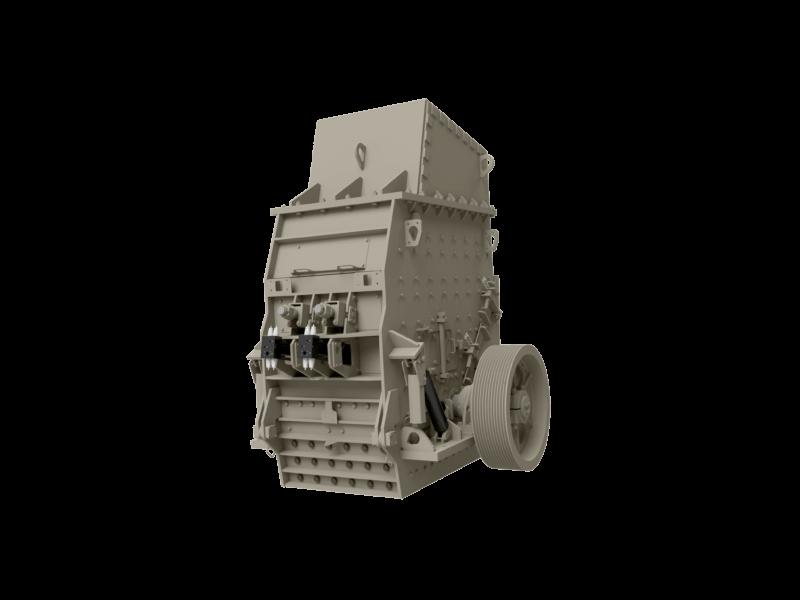 Гібридна роторна дробарка з горизонтальним валом ASTEC HSI