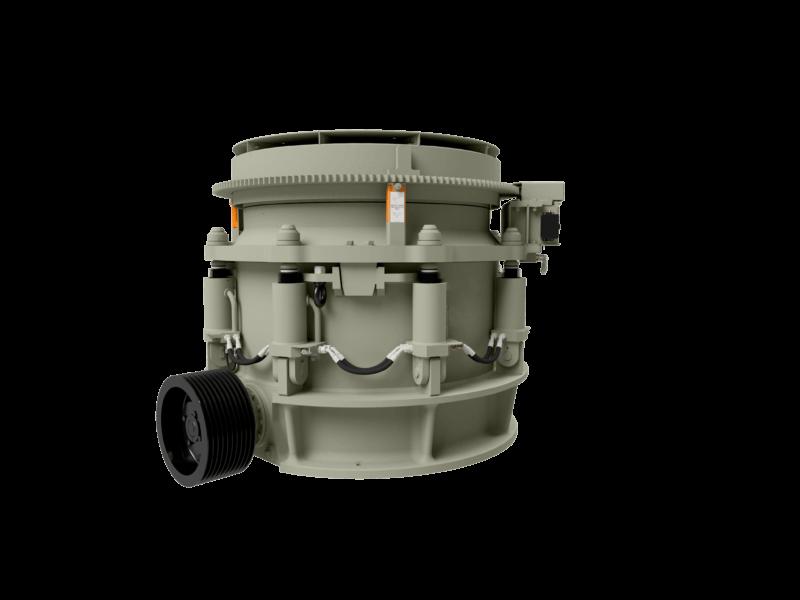 Конусная дробилка ASTEC Kodiak Plus