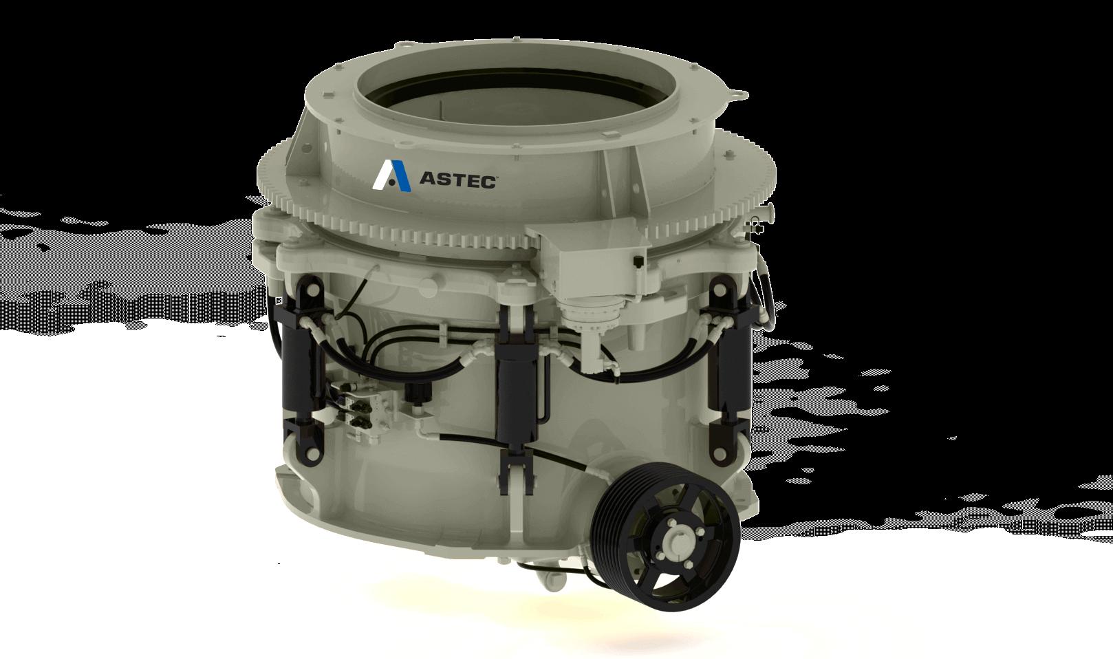 Конусная дробилка ASTEC Titan