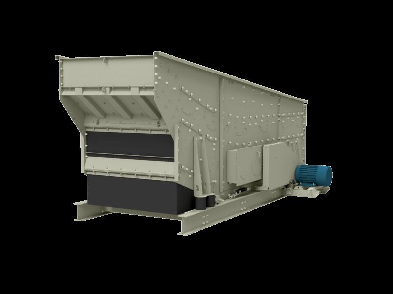Комбинированный грохот ASTEC Combo
