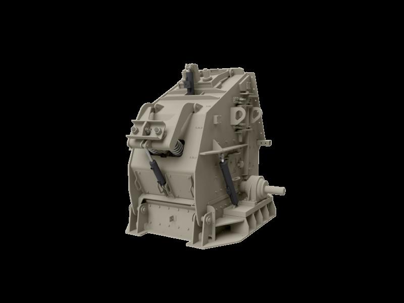 Роторна дробарка з горизонтальним валом ASTEC HSI