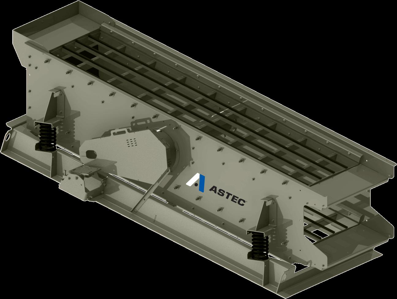 Наклонный грохот ASTEC Valu-King