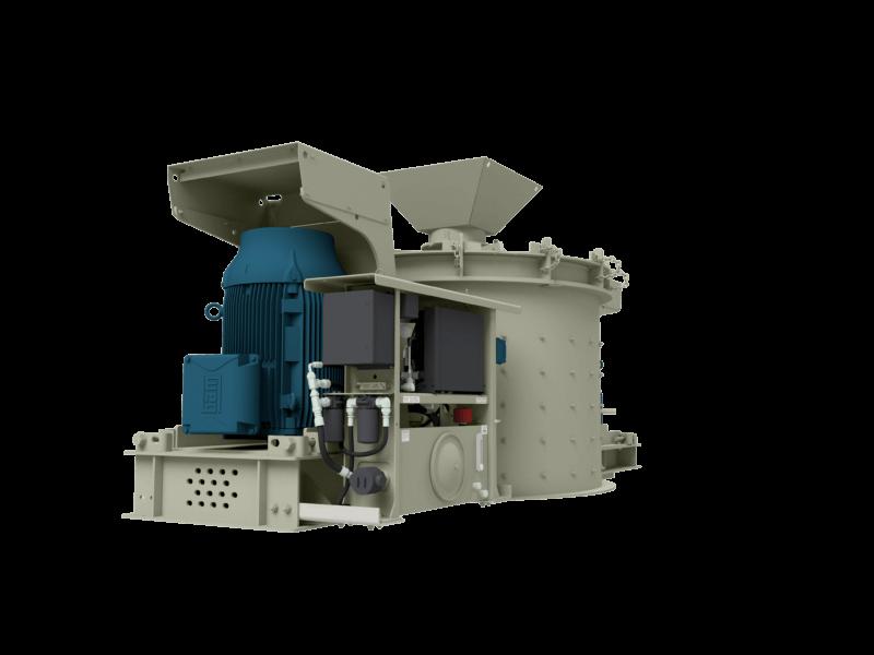 Центробежная дробилка ASTEC VSI